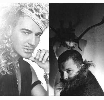 El rey de la originalidad: ¿McQueen o Galliano?