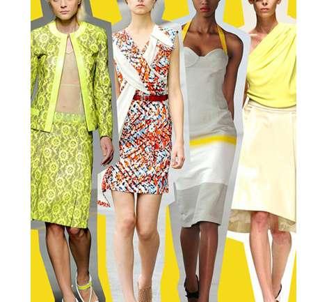 Los nominados al BFC/Vogue Fashion Fund Award