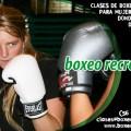 Boxeo Recreativo para mujeres