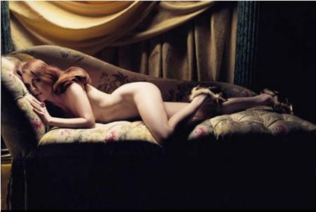 Otra actriz + que se desnuda: Julianne Moore