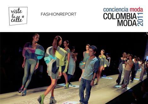 ColombiaModa 2011: Jóvenes Creadores