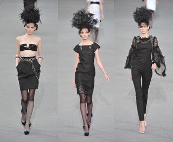 Paris 2009: Primavera negra