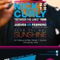 Nick Curly en Chile