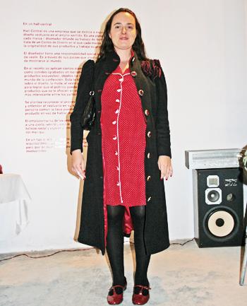 Daniela Santa Cruz