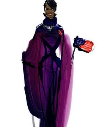 Michelle Obama ¿la más estilosa?
