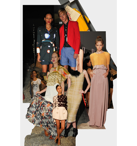 Fashion Rio: Walter Rodrigues, Giulia Borges y Acquastudio