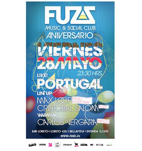 Gana entradas para el Aniversario FUZZ