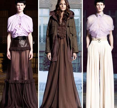 Givenchy, Pre-fall 2011 ♥