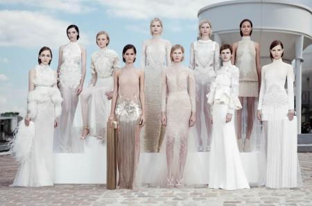 Givenchy: Otoño-Invierno 2011