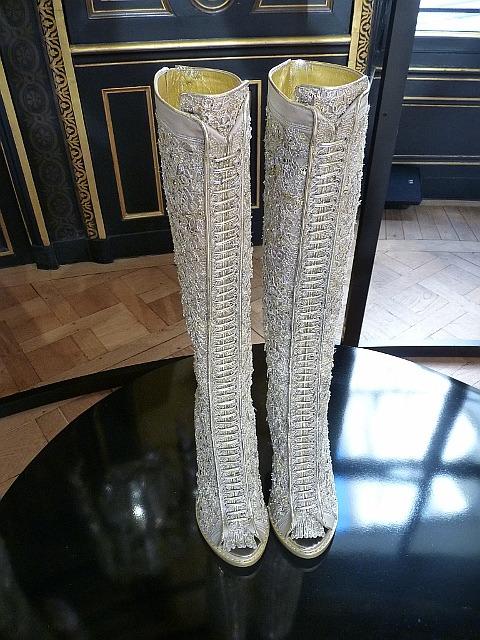 Detalles: Givenchy Haute Couture 2010-2011