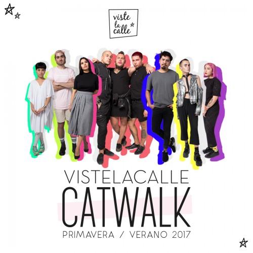 VisteLaCalle Catwalk: el capítulo estreno de la primera serie documental de jóvenes talentos del diseño chileno