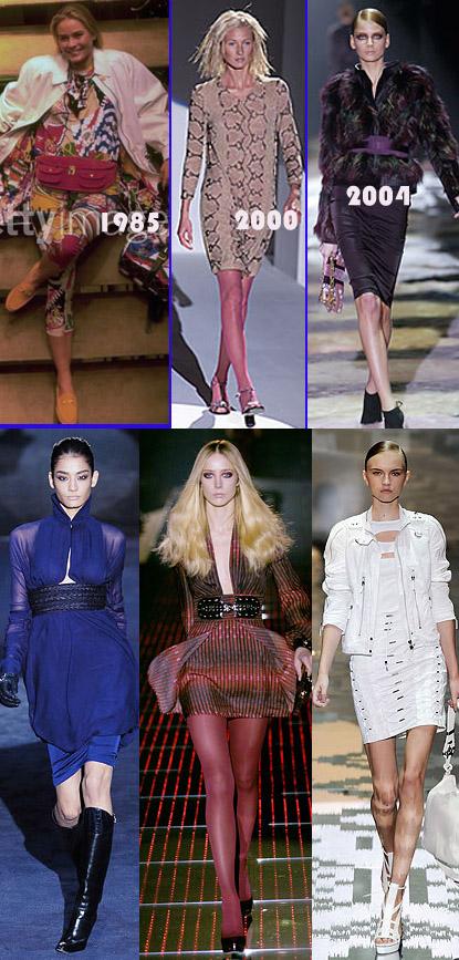 4 evoluciones en la moda
