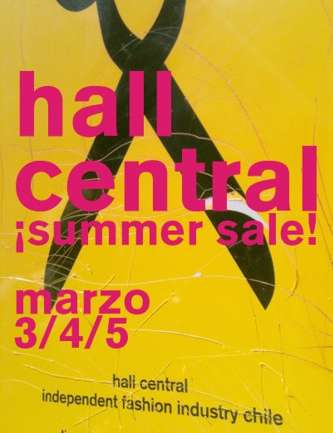 Summer Sale en Hall Central