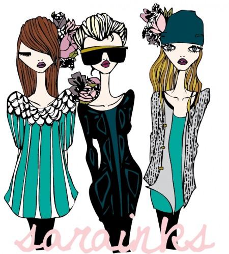 Ilustración y talento: Sara Rabin