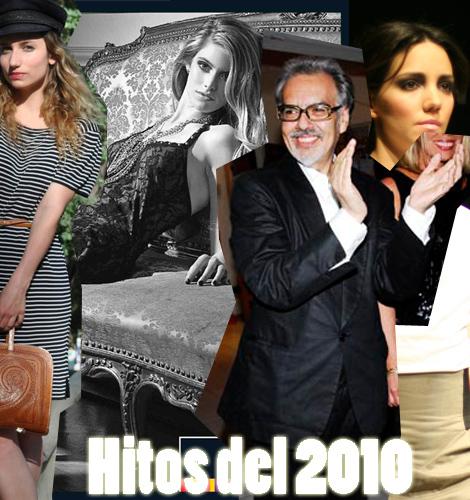 Los hitos 2010 de la moda chilena