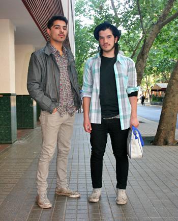 Esteban y José Miguel