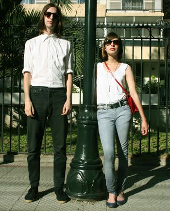 Domingo y Catherine
