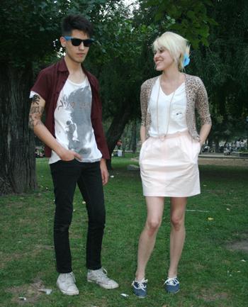 Ignacio y Camila