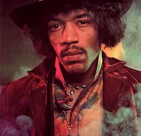 Grandes artistas, grandes estilos: Jimi Hendrix