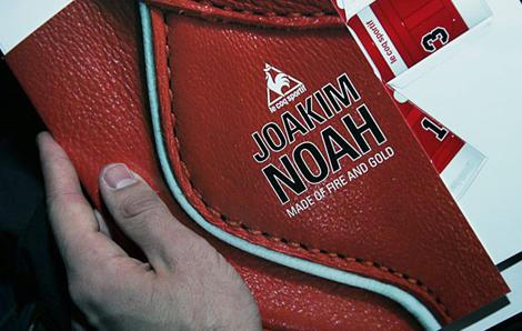 Le Coq lanza la segunda edición de la zapatilla de Joakim Noah