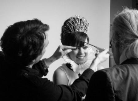 Lily Allen para Chanel