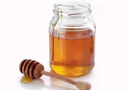 ¿Miel en el pelo?