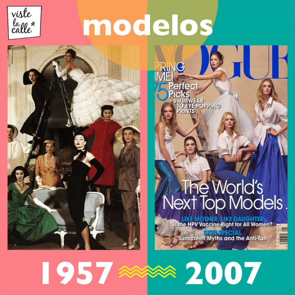 It's not the same but it's the same: Modelos