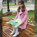Zapatos de taco elegantes para niñas