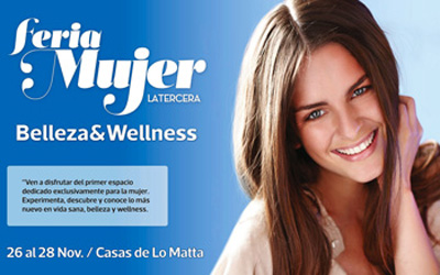 Feria Mujer: Belleza & Wellness