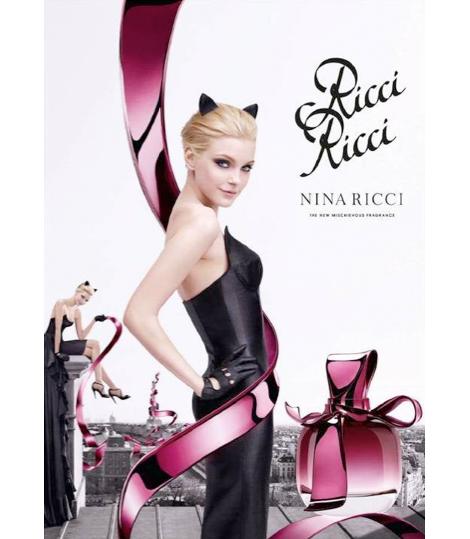 Ganadoras del concurso Ricci Ricci por Nina Ricci
