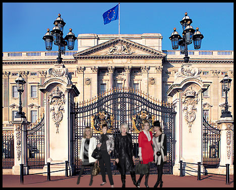Reino Unido: Invitación Real y John Galliano