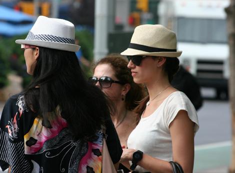 Tendencia 2011: Sombrero Panamá