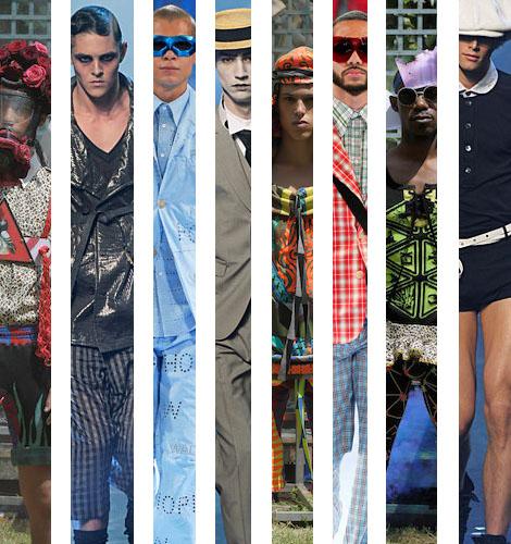 Paris Fashion Week: John Galliano, Walter Van Beirendonck y Sohi Fujii