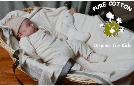 Para los más pequeñitos: Pure Cotton