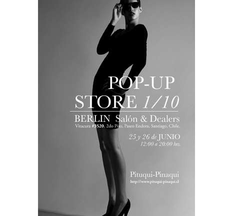 "Pituqui-Pinaqui ""Pop-up Store 1/10"""