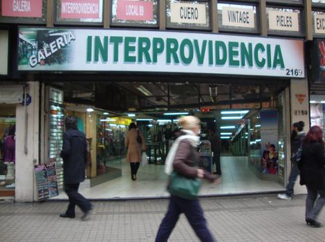 Galería Interprovidencia