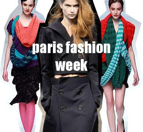 Paris Fashion Week: Issey Miyake y Yohi Yamamoto
