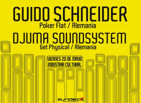 Sundeck Festival: Santiago