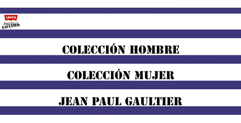 Levi's® & Jean Paul Gaultier