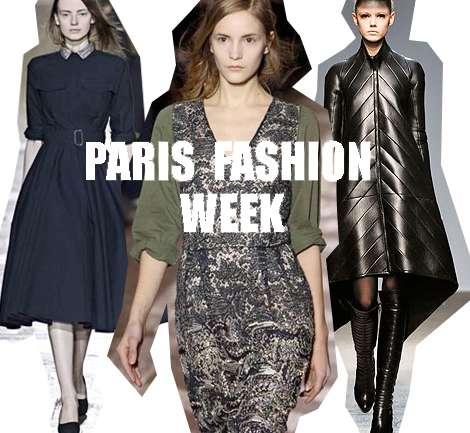 Paris Fashion Week: Gareth Pugh y Dries Van Noten