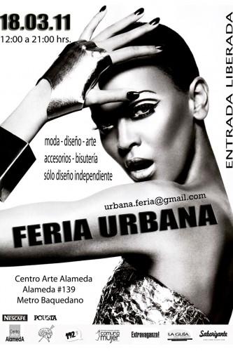 Feria Urbana en Centro Arte Alameda