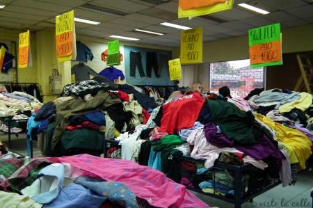 ¿Qué es para ti la ropa usada?
