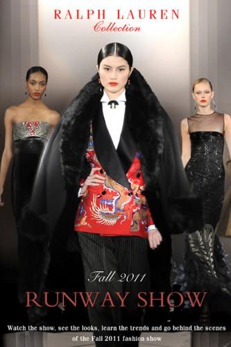 Ralph Lauren: Asia + Lujo