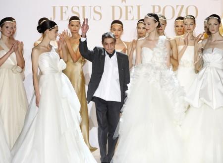 Barcelona Bridal Fashion Week 2011
