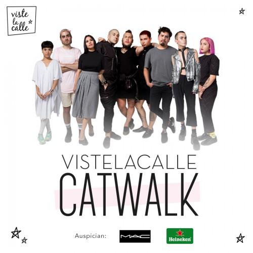 VisteLaCalle Catwalk: el segundo episodio del primer docureality de jóvenes talento en Chile