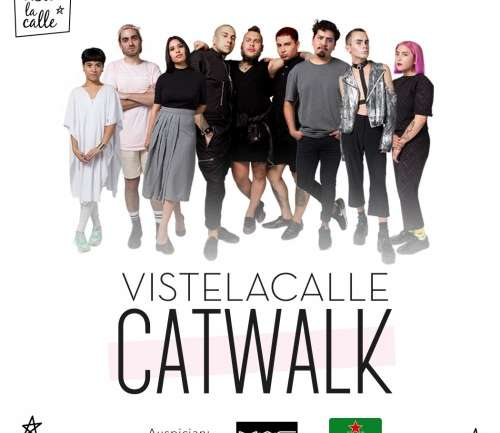 VisteLaCalle Catwalk: el cuarto capítulo de la serie documental de jóvenes talento del diseño chileno