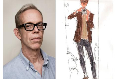Richard Haines: ilustrador y blogger