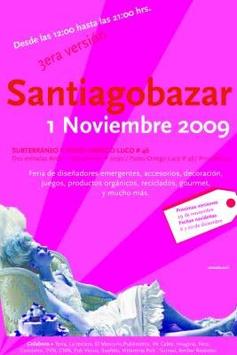 Tercera versión de Santiago Bazar