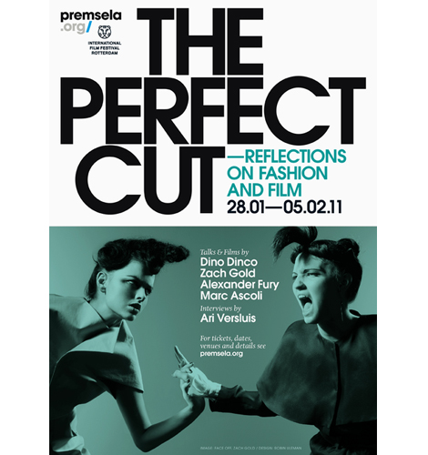 The Perfect Cut: reflexiones sobre moda y cine