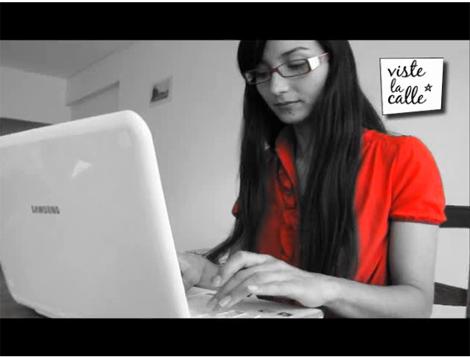 Video VisteLaCalle y Viste Tu Laptop